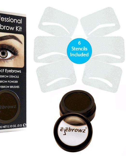 Eyebrowz-Kaş Farı Seti-jet black.tif