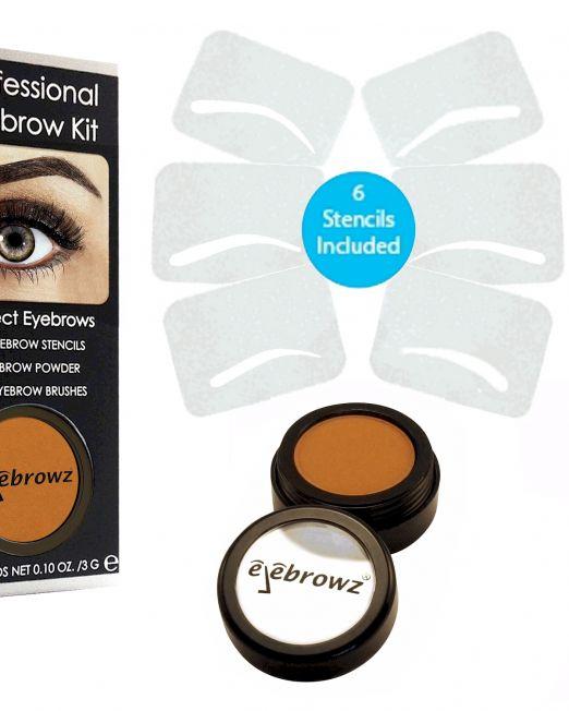Eyebrowz-Kaş Farı Seti-light brown.tif