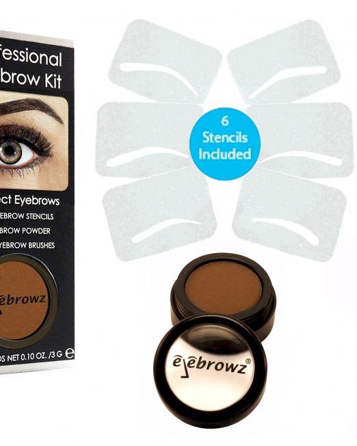 Eyebrowz-Kaş Farı Seti-medium brown.tif